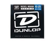 Enc. 045 P/Baixo 5C Media Dbn45125 Dunlop -