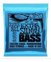 Enc ernie ball baixo 4c 040-095 extra slinky 2835 - 12890 -