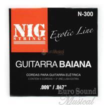 Enc Guitarra Baiana Nig 009/047 N300 -