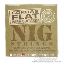 Enc Guitarra Nig Flat .011/.050 NGF811 -