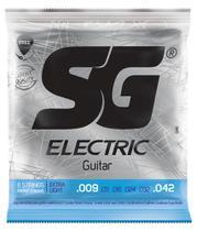 Enc. guitarra sg 0.09/0.42 extra light -