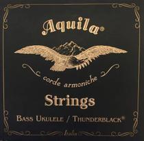 Enc ukulele bass aquila thunderblack -