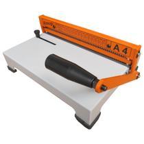 Encadernadora Manual Espiral A4-X Marpax -