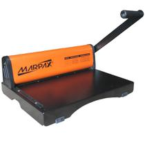 Encadernadora para Espiral Furo Redondo A4/Ofício PMX-15 Fls - Marpax