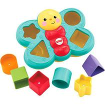 Encaixa Borboleta - Fisher-Price - Mattel