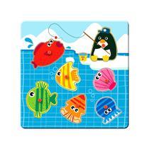 Encaixe e Brinque Pequeno Fundo do Mar - Dican -