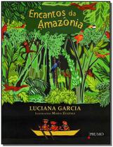 Encantos da Amazonia - Prumo -