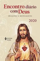 Encontro Diario Com Deus 2020 - Vozes - Editora vozes ltda -