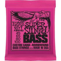 Encord. ernie ball p/ baixo 4 cordas 045-100 s.slinky 2834 -