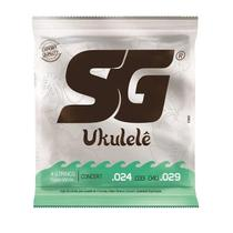 Encordoamento 0.24 - 0.29 para Ukulele Concert SG -