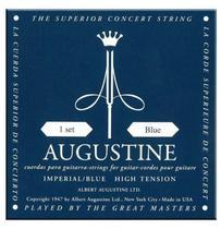 Encordoamento Augustine Violão Nylon Imperial Blue Alta - Condor
