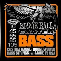 Encordoamento Baixo 045.105 Ernie Ball Coated Hybrid Slink -