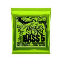 Encordoamento Baixo Ernie Ball 2836 .045 Regular Slink 5 -