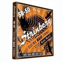 Encordoamento Baixo Strinberg 5C SB50 0.40 -