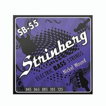 Encordoamento Baixo Strinberg 5C SB55 0.45 -