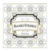 Encordoamento Banjo Americano 5 Cordas Strinberg Bj5 -