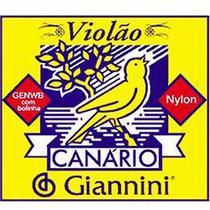 Encordoamento Canário em Nylon p/ Violão c/ Bolinha GENWB - Giannini -