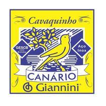 Encordoamento Cavaco Bolinha Gescb Canário Giannini -