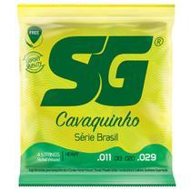 Encordoamento Cavaco SG 5131 Heavy .011-.029 -