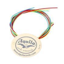 Encordoamento Colorido Cordas Nylon Para Ukelele Aquila 62c -