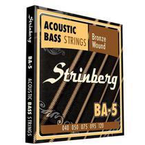 Encordoamento Contra Baixo Strinberg Ba5 -
