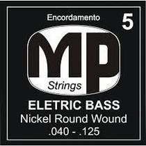 Encordoamento Corda Para Contrabaixo 5 Cordas Paganini 0.40-.125- MPE 650 -