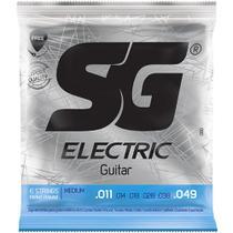 Encordoamento Corda Para Guitarra SG 11 ESGG11 -