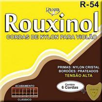 Encordoamento Cordas Rouxinol Nylon R-54 Atacado 10 Unidades -