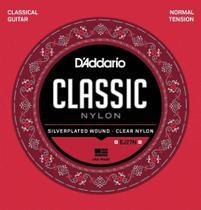 Encordoamento D'Addario Violão EJ27N Classic Nylon Tensao M - Daddario