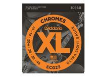 Encordoamento Daddario ECG23 Chromes 010 para Guitarra -