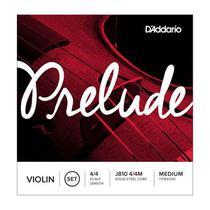 Encordoamento Daddario Prelude Para Violino 4/4 J810 -