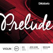 Encordoamento Daddario Violino J810 Corda Prelude 4/4 Medium -