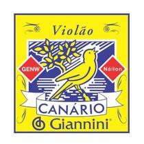 Encordoamento de Nylon Canário Giannini Genw -