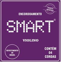 Encordoamento De Violino 4 cordas Smart -
