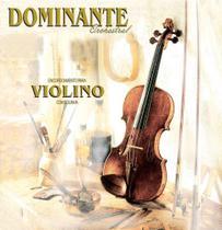 Encordoamento Dominante Para Violino Orchestral Com Bolinha -