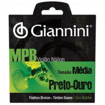 Encordoamento em Nylon para Violão GENWBS - Giannini -