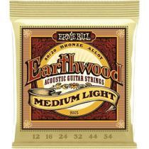 Encordoamento Ernie Ball Violão 012-054 Earthwood 80/20 P02003 -