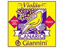 Encordoamento Giannini Canário para Violão Nylon com Bolinha GENWB -