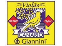 Encordoamento Giannini Canário para Violão Nylon GENW -