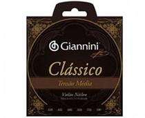 Encordoamento Giannini Clássico para Violão Náilon - GENWPM -