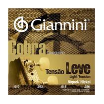 Encordoamento Giannini GESCL 010/026 Leve para Cavaco -