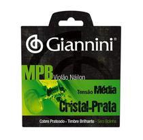 Encordoamento Giannini MPB para Violão Nylon -