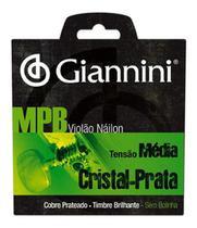 Encordoamento Giannini Série Mpb P/ Violão Nylon -