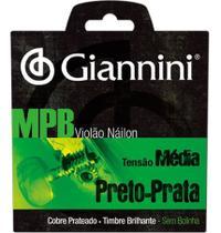 Encordoamento giannini violao mpb ny tens med pre-pra genwbs -