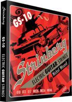 Encordoamento Guitarra 0,10 GS10 Strinberg -