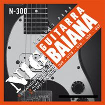 Encordoamento Guitarra Baiana NIG N300 .009 - .047 - Nig strings