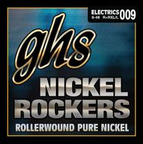 Encordoamento Guitarra GHS R+RXL/L Extralight/Light 6 Cordas - Ghs Strings