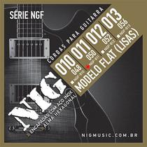 Encordoamento Guitarra NIG .011/.050 NGF-811 Flat - EC0201 - Nig strings