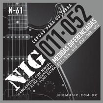 Encordoamento guitarra nig n61 011 trad -