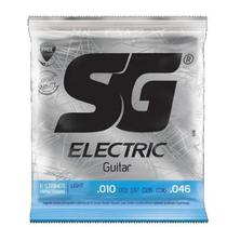 Encordoamento Guitarra Sg 010 Niquel 5198 -